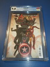 Avengers #40 Swaby Variant CGC 9.8 NM/M Gorgeous Gem Wow