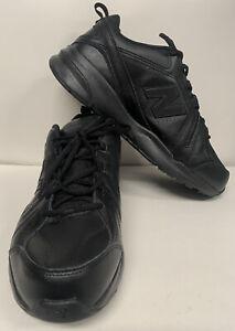 New Balance 608v5 Casual Comfort Mens Shoes Size 12 4E Extra Wide Black MX608AB5