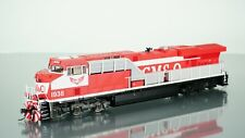 InterMountain ES44AC Gulf Mobile & Ohio DCC w/Tsunami Sound HO scale