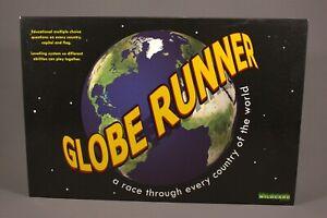 Globe Runner Board Game -  - Used - 100% Complete