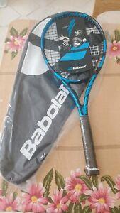 Brand new babolat  pure drive  2021 STRUNG size L3 4 3/8