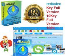 Allavsoft Video 2keys for 2 Pcs 2019 Full Version Download 100% Working