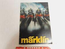 AS550-0,5# Märklin/Marklin H0/mini-club/Spur I etc 1977 D Katalog/Heft, sehr gut