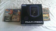 Sega multi mega cd drive multimega