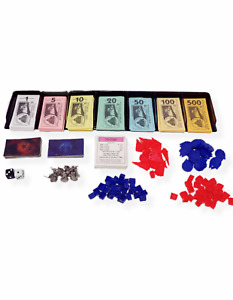 Monopoly: STAR WARS CLASSIC TRILOGY EDITION - Replacement Parts