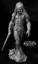 Original Narin Lone Hunter Predator Razzex Resin Model Kit Statue1:6 Scale