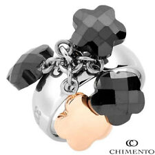 CHOICE by Chimento Ring Air Made in Italy Stainless Steel 9.5 US RP:$89.00