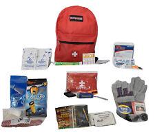 Survival Emergency Kit Bug Out Zombie Prepper Backpack Survival Kit