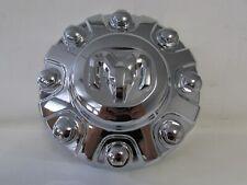 OEM 2019 2020 Dodge Ram 2500 3500 8 LUG SRW Chrome Wheel Center Cap