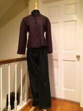 21c973599e2 Vintage Cacharel Purple Cocoon Jacket Coat 38/6/8/10