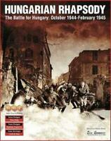 The Gamers Wargame Hungarian Rhapsody New