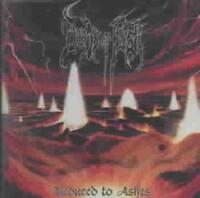 DEEDS OF FLESH - REDUCED TO ASHES NEW CD