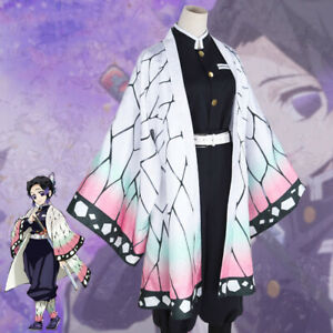 Animer Cosplay Kochou Shinobu Cosplay Sets Superior Quality Anime Convent OH