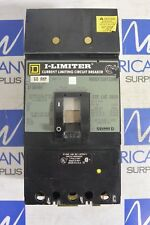 If36060 Square D I Limiter 3P 100K @ 600V 60 Amp I Line Circuit Breaker Tested