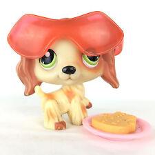 Authentic Littlest Pet Shop Puzzle Chien Epagneul / Spaniel Cocker Dog Hasbro..