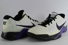 low priced c0744 0ff67 Nike Air HyperDunk Low Trash Talk Steve Nash White Black Purple 12  406136-100