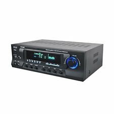 Sound Around Wireless Bluetooth Audio Power Amplifier - 300W 4 Channel Home