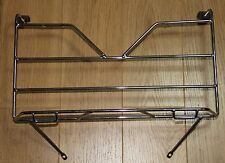 CLASSIC FIAT 500 LUGGAGE RACK FOR BASKET QUALITY POLISHED CHROME BRAND NEW