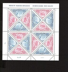 Pacific 97 Scott Number 3130-3131 Sheet of 16
