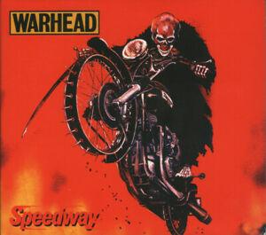 WARHEAD Speedway DIGIPACK CD 8 tracks FACTORY SEALED NEW 1984/2012 Mausoleum Bel