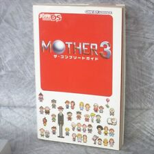 MOTHER 3 Complete Guide Game Boy Advance Book MW074*