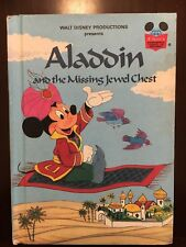 Disney's Wonderful World Of Reading Aladdin And The Missing Jewel Chest