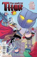 Mighty Thor #10 MARVEL COMICS Tsum Tsum Variant Cover B 1ST PRINT