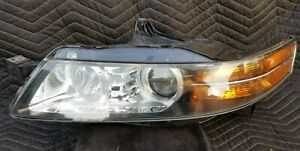 ACURA TL Type S OEM Left LH Driver XENON HID Headlight Headlamp *TESTED* 2007-08