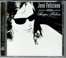 Jose Feliciano Siempre Boleros       BRAND NEW FACTORY  SEALED  CD