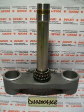 Piastra Forcella Fork Steering plate Ducati 999 03 06
