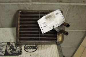 Heater Core Front Fits 93-95 CARAVAN 19788