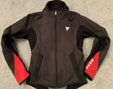 DAINESE NW CORE 2 D-TEC Thermal FITTED Motorcycle Jacket + Back Protector MEDIUM