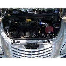 Chrysler PT Cruiser I4 2.4L Motor Carbon Fiber Performance Engine Air Intake Kit