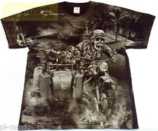 = T-shirt SAHARA BMW R 75 / ALLPRINT - koszulka XL size / FULLPRINT /