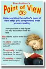 Author's Point of View - English LA Classroom  POSTER
