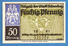 GERMANY NOTGELD NOTE 50 PFENNIG UNCIRCULATED 2974