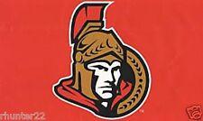 Huge High Quality 3' x 5' Ottawa Senators NHL Licensed Flag - Free Shipping