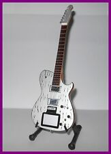 MUSE - GUITARE MINIATURE BROKEN MIRROR! MATTHEW BELLAMY COLLECTION Electric MB-I