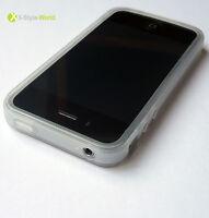 iPhone 4 4S TPU Case Silikon Hülle Schutzhülle Schale Cover Handy