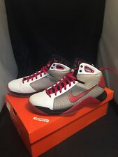 89c909a3b605 2008 Nike HYPERDUNK TAR WHITE RED BLACK 324820-167