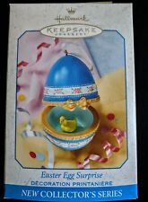 Hallmark Keepsake Easter Egg Surprise New Collector's Series 1999