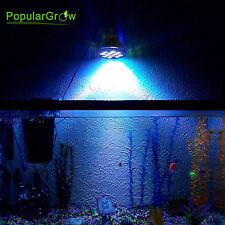 E27 12W LED Lampe Pflanzen Licht Fisch Beleuchtung Pflanzenleuchte Aquarium