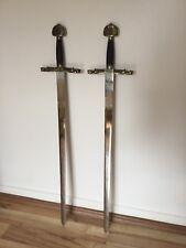 training oder Decko Schwert mittelalter antick Edelstahl.