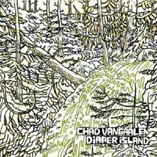 CHAD VANGAALEN - DIAPER ISLAND  CD ALTERNATIVE ROCK NEU