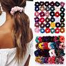 Velvet Scrunchie Elastic Hair Ties For Women Girls Rubber Bands Hair Accessories