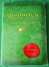 QUIDDITCH THROUGH THE AGES - KENNILWORTHY WHISP (J.K.ROWLING) - PAPERBACK - 2001