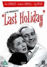 LAST HOLIDAY - DVD - REGION 2 UK
