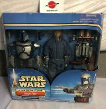 "12"" Inch Jango Fett  Deluxe AOTC 2002 Attack Clones Star Wars 1/6 Scale NEW"