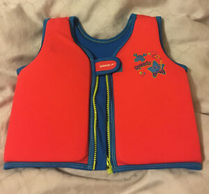 Speedo Float Vest size 2-4years