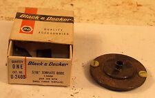 "BLACK & DECKER 5/16"" TEMPLATE GUIDE - CATALOG #U-2408"